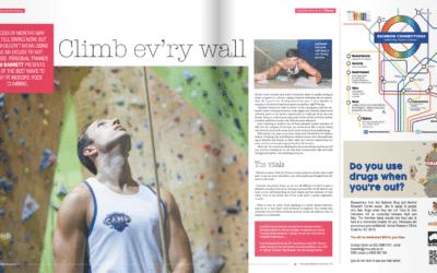 Climb Ev'ry Wall