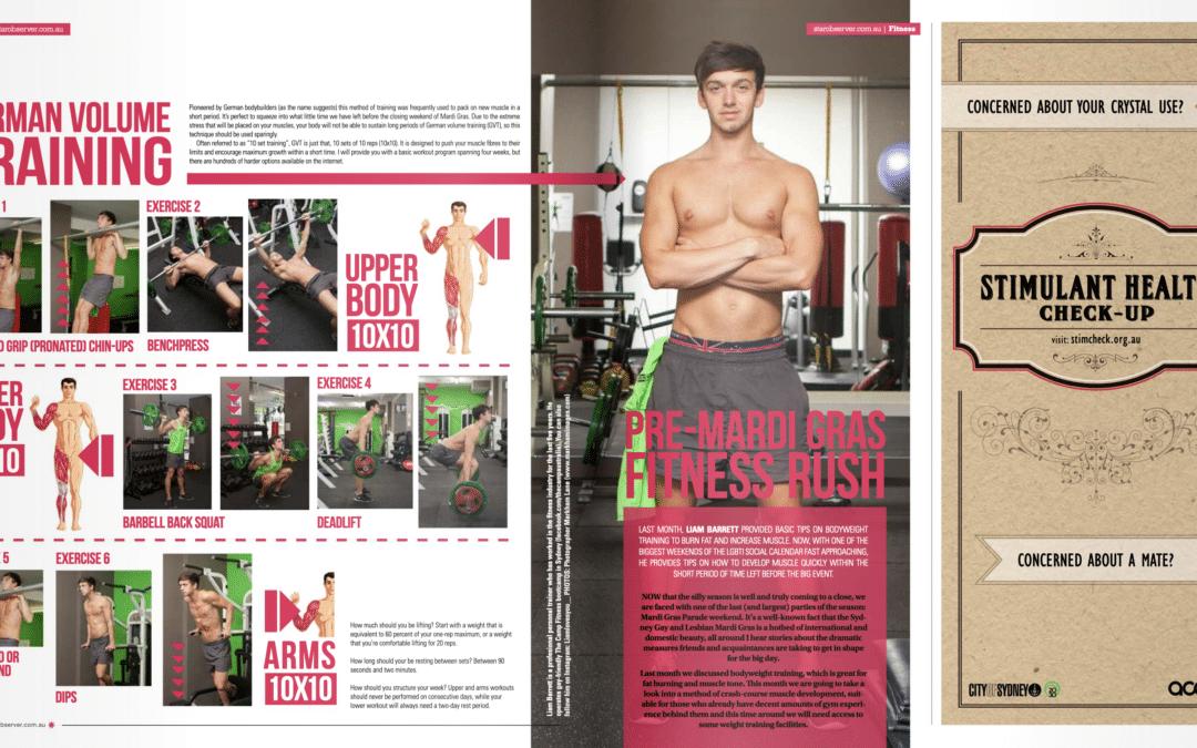 The Fitness Rush